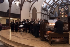 Choir at the Church of the Epiphany
