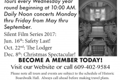 3 Historic Organ Restoration ad - quarter page